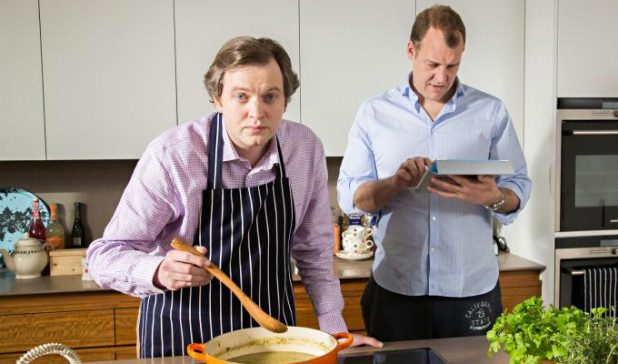 BBC gets out of the kitchen | Miles Jupp comedy dropped after three episodes
