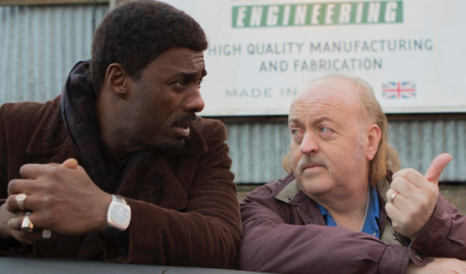 'We weren't as sensitive about other people's feelings back then...' | Idris Elba and Bill Bailey on their new 1980s-set Sky comedy In The Long Run