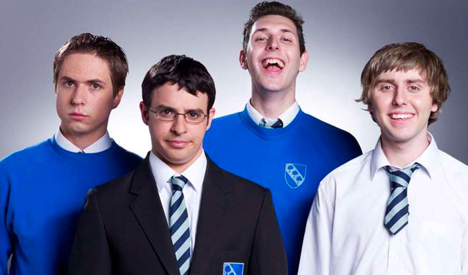 What was the name of the school in The Inbetweeners? | Try our Tuesday Trivia Quiz