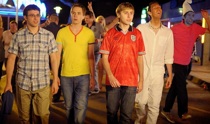 US Inbetweeners remake gets its director | Former sketch performer Jim Field Smith
