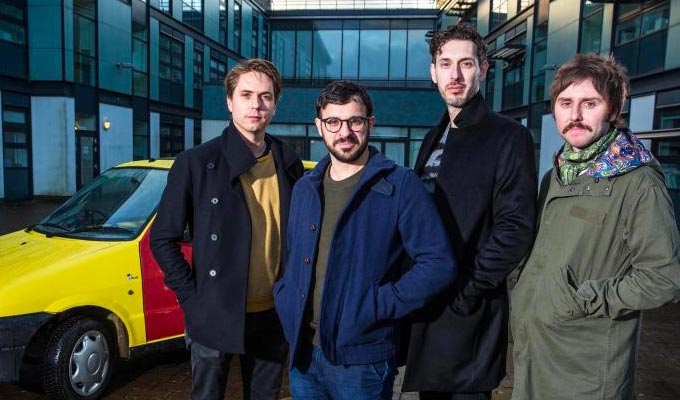 It's the Inbetweeners reunion! | The best of the week's comedy on TV and radio