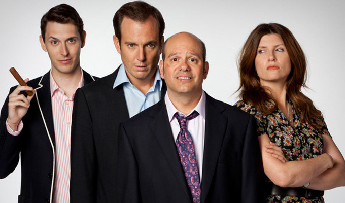 A decision on Todd Margaret... | David Cross comedy gets a third series