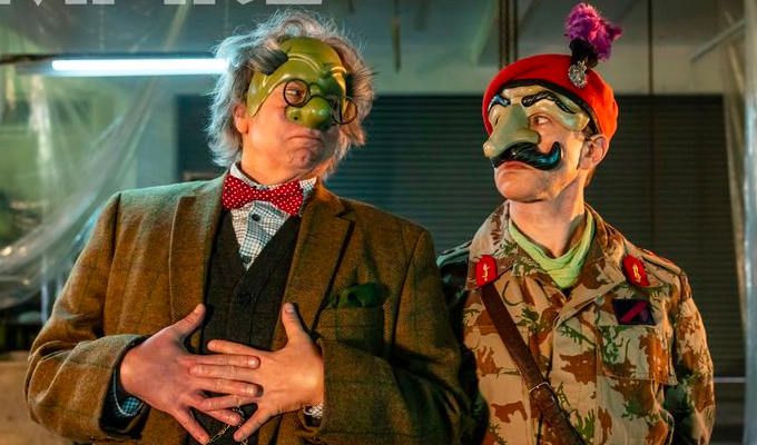 Inside No 9: Wuthering Heist | Review of Steve Pemberton and Reece Shearsmith's latest