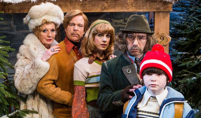 Christmas special for Inside No 9 | A tight 5: October 31
