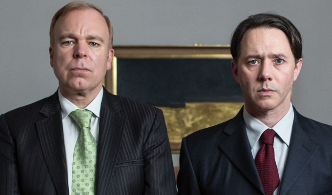 'It's hard changing things up ever single week' | Steve Pemberton and Reece Shearsmith on the return of Inside No 9