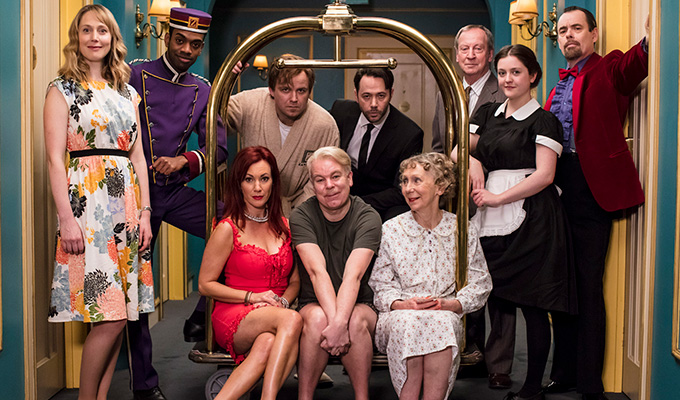 Time to go Inside No 9 again | The best of the week's comedy on TV and radio
