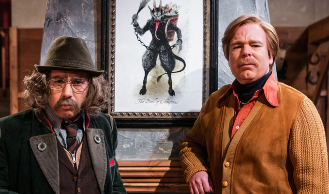 Inside No 9: The Devil Of Christmas | TV preview by Steve Bennett