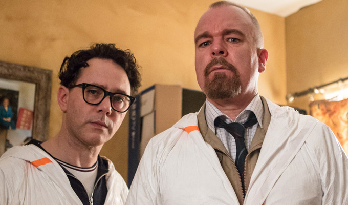 Inside No 9 is named comedy of the year | As comedy.co.uk awards also hail Derry Girls, Vic and Bob, Friday Night Dinner and more