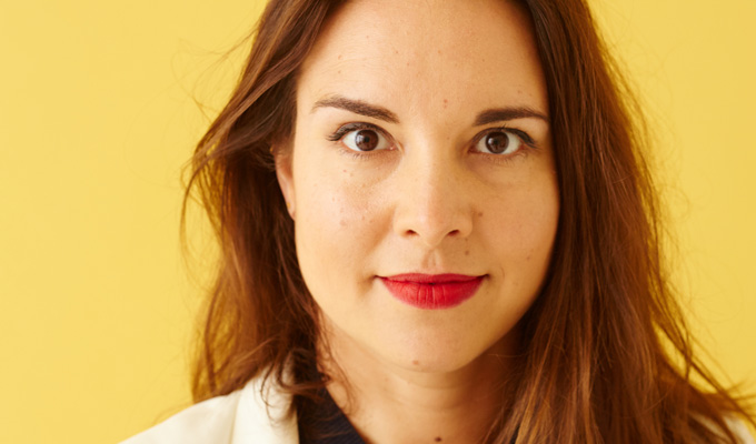 Ingrid Oliver: Speech! | Edinburgh Fringe comedy review by Jay Richardson