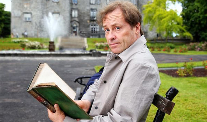 'With stand-up, you're talking at people; with documentaries you're talking with people' | Ardal O'Hanlon on his new travel show