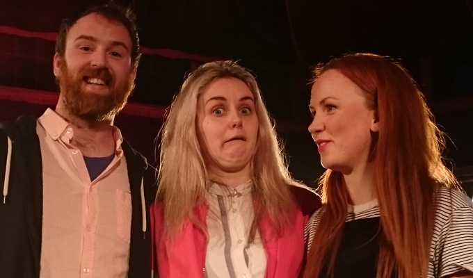 Lisa Casey is the Irish Comedian Of The Year | Taking the crown at Galway Comedy Carnival