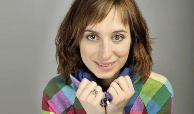 Isy Suttie joins Wallace & Gromit adventure | Playing a 'smart cookie' coder