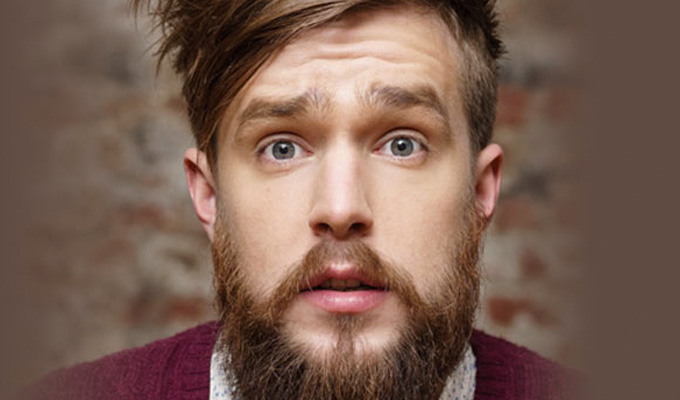 Iain Stirling: Touchy Feely
