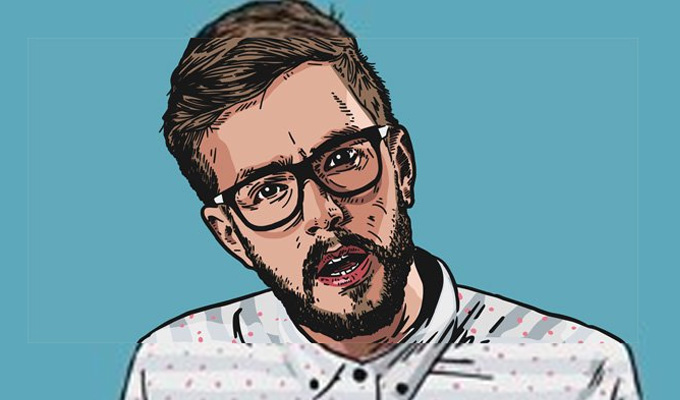 Iain Stirling: Onwards!