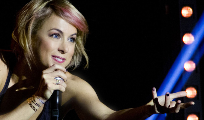 Stand-up sued over women-only comedy night | Iliza Shlesinger's 'no men allowed' gig accused of discrimination