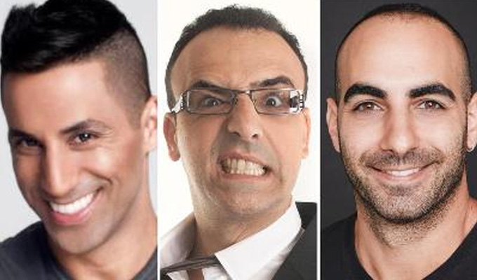 From Israel with Laughs... | Gig review by Steve Bennett at Seven Dials Club, London