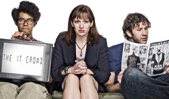 Revealed: The date the IT Crowd shuts down