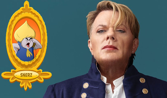 Eddie Izzard joins Dr Seuss animation | As an evil corporate overlord in Netflix's Green Eggs and Ham