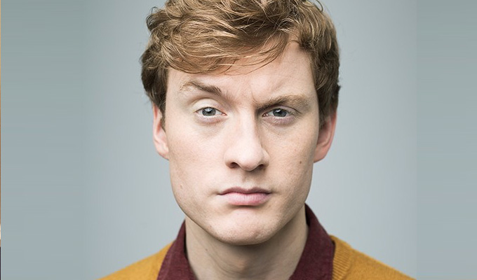 James Acaster writes a second book | ...inspired by the music of 2016