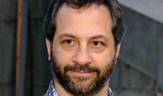 Judd Apatow to get Sicker In The Head | New book of conversations with comedians