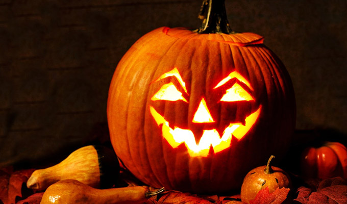 What if you carve your pumpkin early? : Punching Up 2019 :     Chortle : The UK Comedy Guide