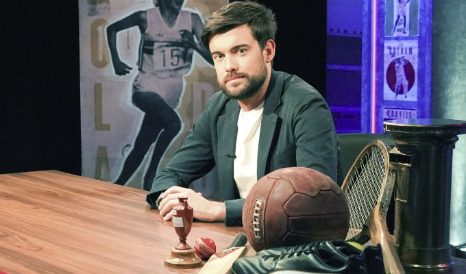 Jack Whitehall's Sporting Nation | TV preview by Steve Bennett