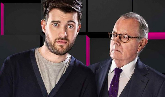 Jack Whitehall travels with his dad | New series for Netflix