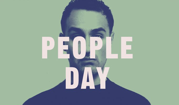 Jamie Demetriou: People Day | Review by Steve Bennett
