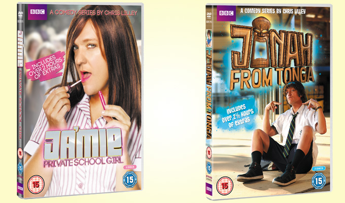What Ja'ime and Jonah did next | Win Chris Lilley comedies on DVD