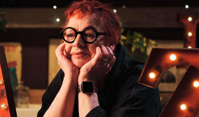 Jo Brand to offer tips on how to stay sane in a mad world | New Channel 4 show