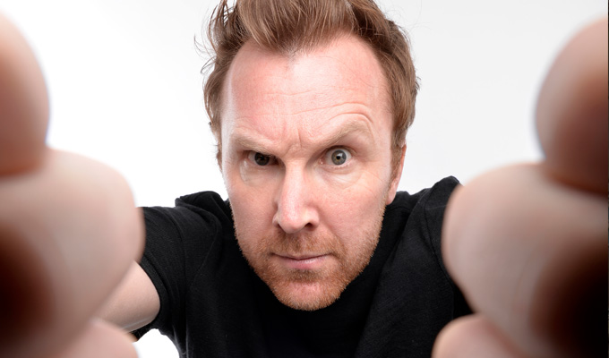 Jason Byrne – Original Review | Review by Steve Bennett