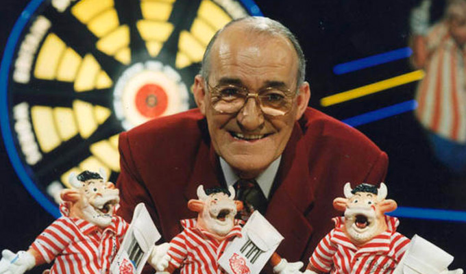 Jim Bowen dies at 80 | Bullseye host gets his BFH: Bus Fare to Heaven