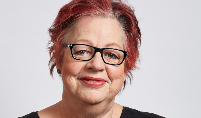 Jo Brand: Talking Comedy