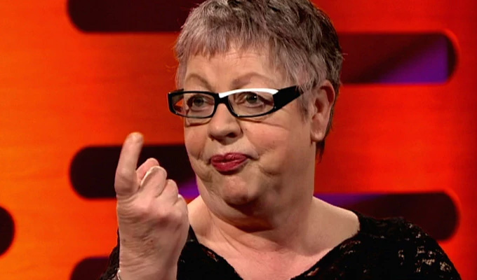 Jo Brand writes a vampire movie | She's adapting The Radleys for the big screen