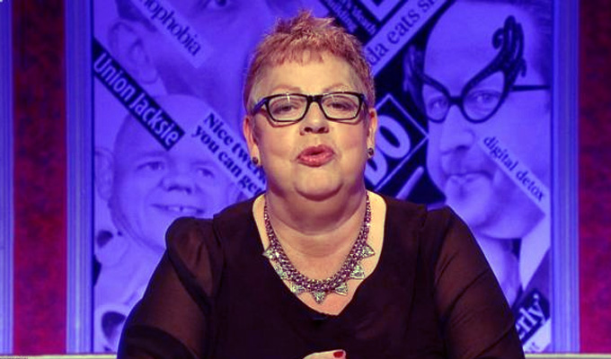 Hoo-ha over HIGNFY gag | Jo Brand jokes that Harry snorts coke