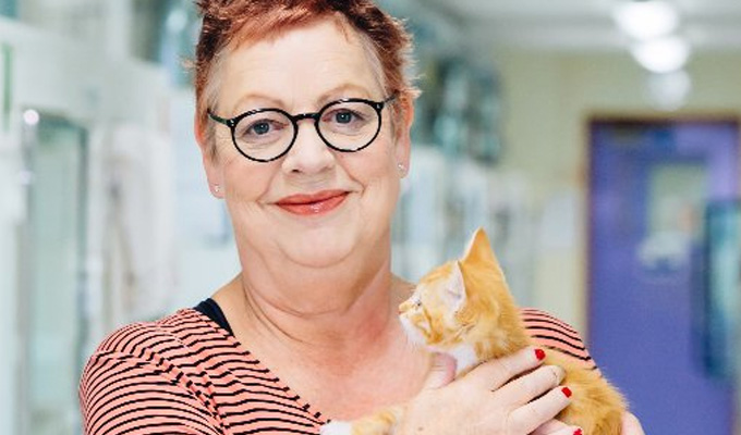 Jo Brand joins the Kitten Rescuers | One-off for Channel 5