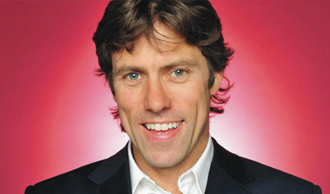 Drinks all round - on John Bishop | £1,000 tab after he follows Jason Manford's example