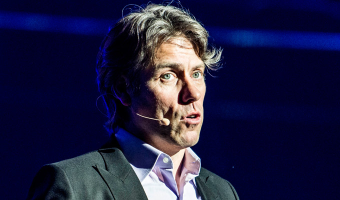 John Bishop is UK's highest earning comic | Making £5.4million a year, says Forbes