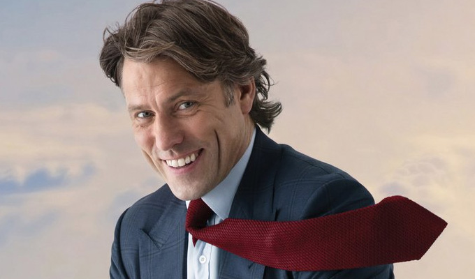 John Bishop can't give his DVD away | Shoppers decline a free copy as he goes undercover