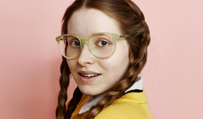 Jessie Cave: My baby has Covid-19 : Punching Up 2021 ...