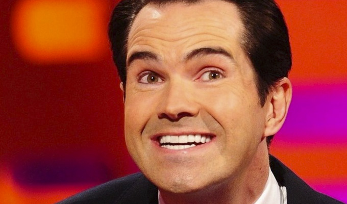 You want the tooth? | Jimmy Carr admits he's had work done on his pearly whites