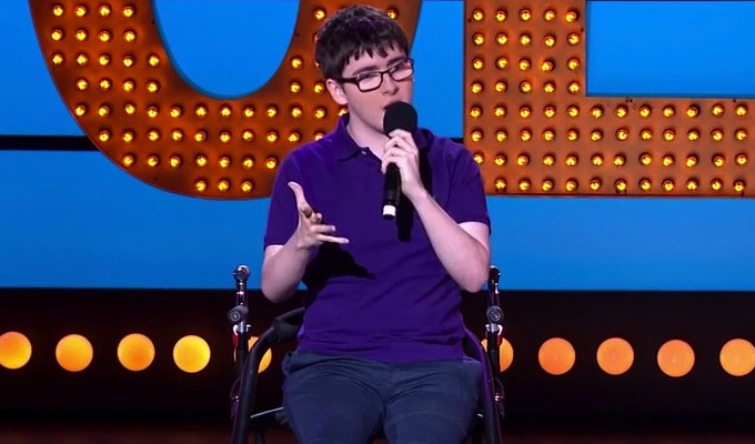 Jack Carroll shoots his first movie | With Johnny Vegas, Asim Chaudhry and Kevin Eldon