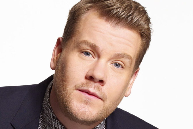 James Corden signs £3m deal | Two more years for US chat show
