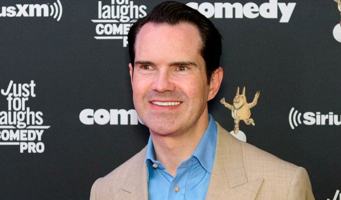 Jimmy Carr announces second Netflix special | New stand-up show lands next month