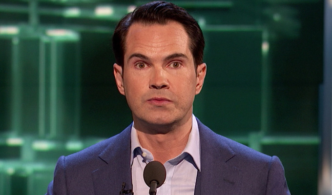 'A one-note comedian with the eyes of a sex offender' | Jimmy Carr does Desert Island Discs