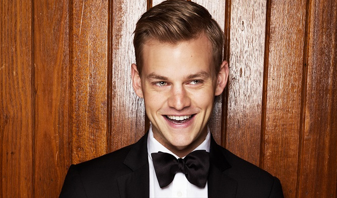 Joel Creasey: The Hurricane | Melbourne International Comedy Festival review by Steve Bennett