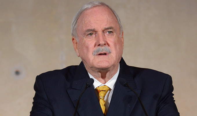 UK tour for John Cleese's first stage farce | Bang Bang! is an adaptation of 1892 French play