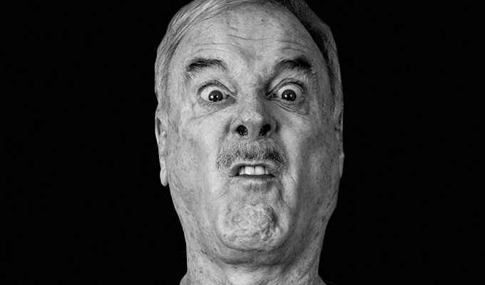 John Cleese: So, Anyway