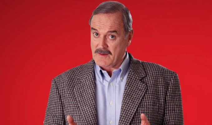 BFI preserves comedy training videos | Titles from John Cleese's Video Arts