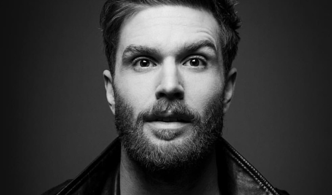 Joel Dommett: Work in Progress
